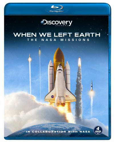 Earth the nasa missions 4 disc set blu ray 2008 information